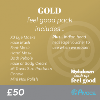 Gold Feel Good Pack