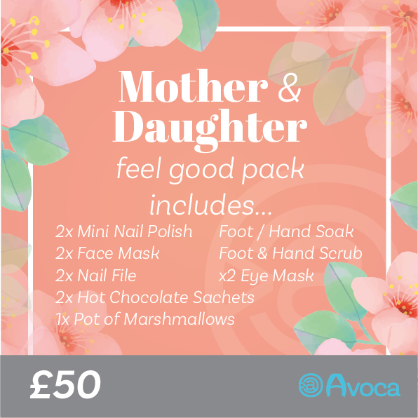 Mother & Daughter Feel Good Pack