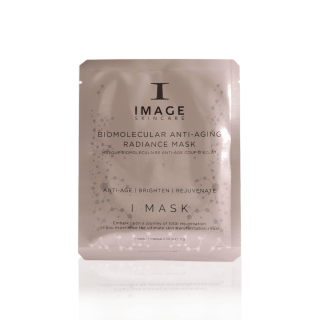 I MASK biomolecular anti-aging radiance mask