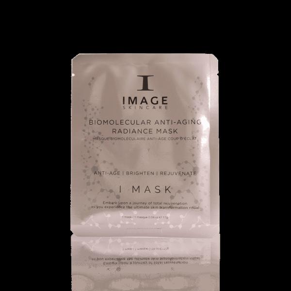 I MASK biomolecular anti-aging radiance mask
